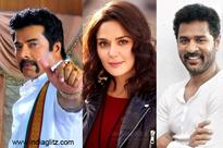 Prabhu Deva and Priety Zinta in Pokkiri Raja 2&#63