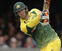 Glenn Maxwell hits Australia into Tri-Series final