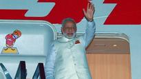 PM Modi leaves for Tanzania after concluding 'fruitful' visit to South Africa