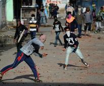 Kashmir: Stone pelting dips as 300 instigators held