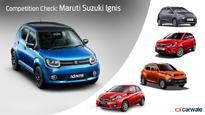 Maruti Suzuki Ignis Competition Check