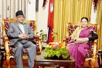 President urges PM to prepare for elections