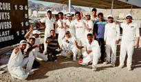 Oman Cricket: NBO record 50-run victory over RAHRC