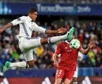 Raphael Varane confirms Jose Mourinho snub to stay at Real Madrid