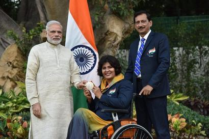 Paralympic medal winners to be recommended for Padma awards