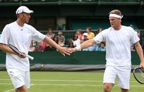 Doubles delight for Aussies