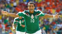 Mexico star Giovani Dos Santos back to face All Whites in upcoming international