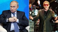 Elton John, Vladimir Putin Meeting Over LGBT Rights Postponed