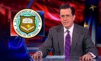 Video: Stephen Colbert on the Census Bureau