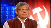 Yechury backs Manmohan; says PM is 'Narendra Moun Modi'