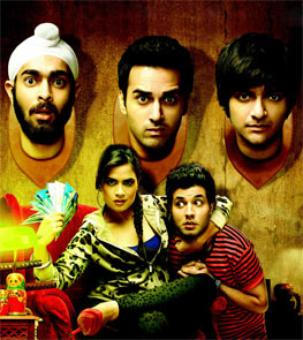 Review: Fukrey doesn't really work