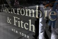 Abercrombie sales fall for 13th straight quarter, shares slump