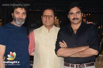Trivikram writing story for Chiranjeevi -Pawan movie