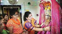 Koli family's deep dive into traditional Navaratri festivities