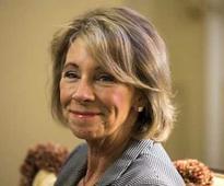 Teachers Unions and Title IX Zealots Want to Destroy Betsy DeVos