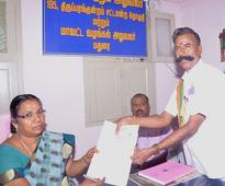 'Election King' Padmarajan To Contest Again Files Papers For 177th Time