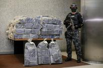 Romania seizes record 2.5 tons of Colombian cocaine, 5 held