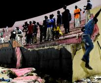 Senegal football tragedy: Sporting events put on halt in country following stadium disaster
