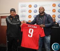 Mbesuma: I turned down five teams