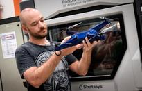NTU Singapore and Stratasys create 3D print ready-to-fly drone