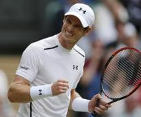 I can handle the pressure - Murray