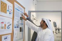 Sheikh Hamed bin Zayed tours Khalifa University's new campus - in pictures