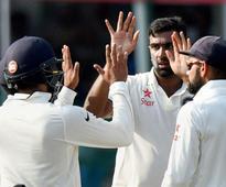 India savour big win in historic 500th Test: Twitterati hail Ashwin, Jadeja