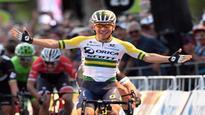 Ewan sprints to second stage victory, Porte retains lead
