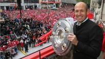 Robben: I will return stronger than ever before