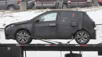 Upcoming Fiat Punto images seen online
