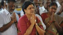 No AC, mattress for Sasikala in prison, confirms DIG