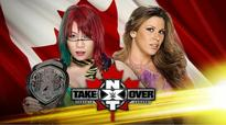 Mickie James Arrives In Toronto For NXT: Takeover