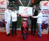 Honda Activa Achieves New Milestone: 1.5 Crore Units Manufactured In India