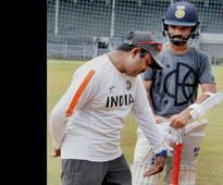 Ajinkya Rahane trains under watchful eyes of coach Pravin Amre to overcome rough patch