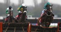 Messire Des Obeaux wins Challow Hurdle at Newbury under Daryl Jacob