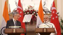 Singapore's contributions to India have benefits back home: PM Lee