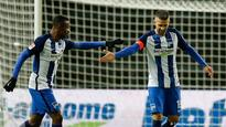 Bundesliga: Hertha up to third, Schalke climb into top half
