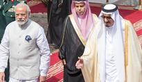 India-Saudi bonhomie causes concern to Pakistan leadership