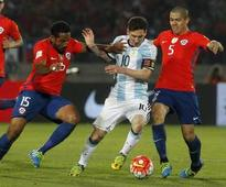 World Cup qualifiers are difficult: Messi