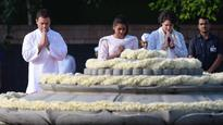 PM Narendra Modi, Sonia Gandhi pay respects to Rajiv Gandhi on his 75th birth anniversary