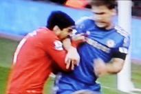 Liverpool striker Luis Suarez given 10-match ban for biting Chelsea star Branislav Ivanovic