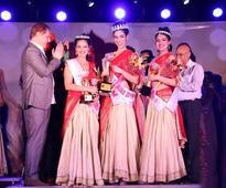 Harmanjeet Kaur Mann crowned as Miss Punjab 2016