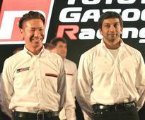 Narain to pair with Kobayashi