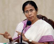 Mamata calls Prabhu 'earnest', blames government for neglecting Railways