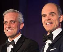 When White House Chief of Staff Denis McDonough Meets House of Cards Michael Kelly