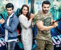 'Force 2' team pays tribute to the Indian Army