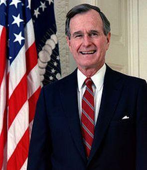 Former US Prez Bush senior hospitalised