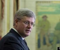 WATCH: Harper Lays Down The Law