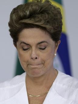Brazil prez prepares to cede power to 'enemy' veeps