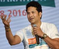 Sachin Tendulkar thanks medicos for helping him play for India